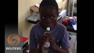 A breath test for malaria