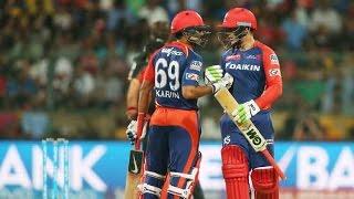 IPL 2016 - Delhi Daredevils vs Sunrisers Hyderabad - Delhi gets a Seven Wicket Win
