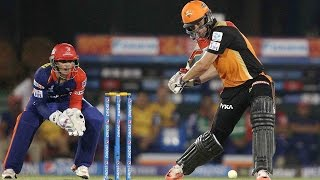 Sunrisers Hyderabad v Delhi Daredevils at Hyderabad IPL 2016 Match: Preview