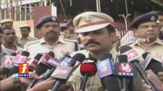 Police Cordon Search in Falaknuma Police Arrested 16 Rowdy Sheeters iNews