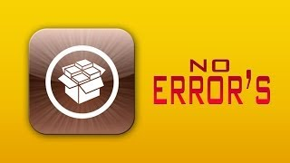 CYDIA ERROR FIX(unable to install packages and Cydia crash)UPDATED new 2014 - TechTreat - Vijay Mahar