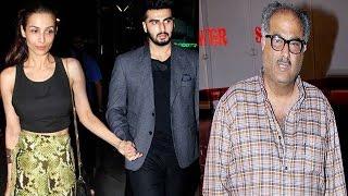 Boney Kapoor Adviesd Arjun Kapoor to Stay away from Malaika Arora Khan
