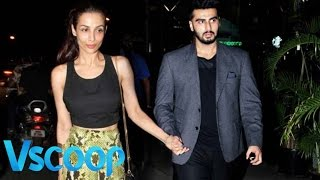 what's cooking between Arjun Kapoor & Malaika Arora Khan? #VSCOOP