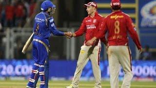 IPL 2016 - Mumbai Indians To Battle Kings XI Punjab