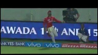 Gurkeerat Singh Mann's Good Catch - MI Vs KXIP - IPL 2016 - Match 43 Images - IPL Catches