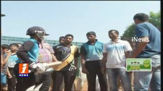 Rahul Dravid In Hyderabad, Played Cricket with Kids iNews