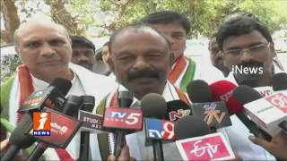 PCC President Raghuveera Reddy Fire On AP Govt Over drought in AP iNews