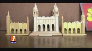 Srikakulam Teacher Making toyes with Waste Material iNews