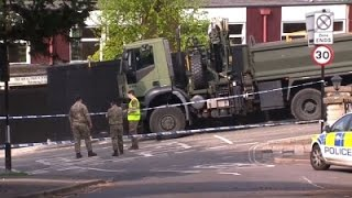Unexploded WWII Shell Sparks Evacuation in UK