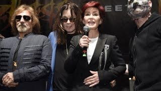Osbournes Reunite for Black Sabbath Announcement