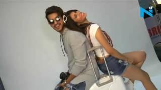 Bigg Boss lovebirds Kishwer Merchant, Suyyash Rai's photoshoot