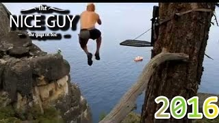 Amazing Talented People In The World 2016 - PEOPLE ARE AWESOME COMPILATION Vol.1