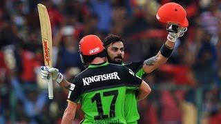 IPL 2016 - Virat Kohli & AB de Villiers record breaking centuries - RCB vs GL