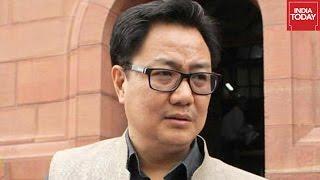 Kiren Rijiju Speaks On NIA Charge Sheet In Malegaon Blast Case 2008