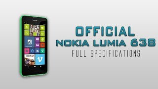 Nokia Lumia 638 Full Specification Review [WP 8.1,Snapdragon 400 & much more]