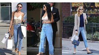 Celebrities Who Made Mom Jeans Seem Hot - PICS