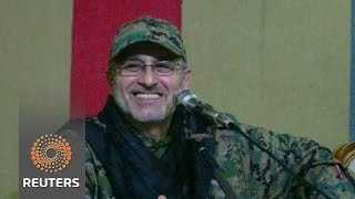 Hezbollah blames rebels for death of top commander in Syria