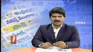 5 States Assembly Polls Palair By Polls Modi Meets His Mother News Watch (16-04-2016) iNews