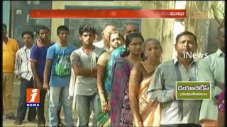 Tamil Nadu Polls Polling Continues Smoothly iNews