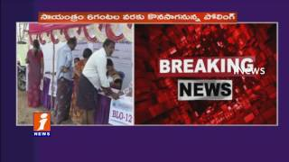 Polling Continues Smoothly In Palair 144 section At Centers iNews