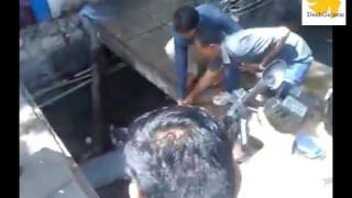 Jamnagar BJP MP Poonam Madam falls into drain, injured