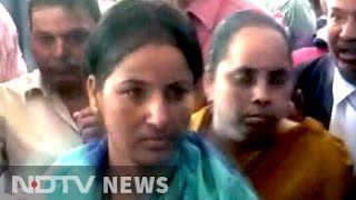 Suspended Bihar lawmaker Manorama Devi surrenders in court