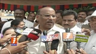 Bojjala Gopala Krishna Reddy starts Mahanadu Works at Venue Tirupati iNews