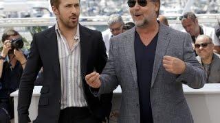 Gosling Is Batman, Crowe Is Robin