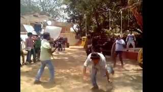 Rowdy Rani Action Meking Full Superhit Bhojpuri Movie Trailer 2015