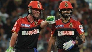 IPL 2016 - RCB vs KKR - Virat & Ab De Villiers are like Batman & Superman: Chris Gayle