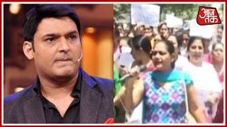 Kapil Sharma Faces Nurses' Anger In Amritsar For 'Vulgar Portrayal' On TV