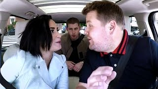 Nick Jonas FAIL! Doesn't Know Demi Lovato's Songs During Carpool Karaoke With James Corden