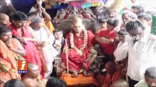 Veerabrahmendra Swamy Brahmotsavam at Brahmamgari Matam Kadapa iNews video  - id 37159c997435 - Veblr Mobile