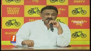 TDP Leader Bhuma Nagi Reddy Sensational Comments On YS Jagan Jala Deeksha iNews