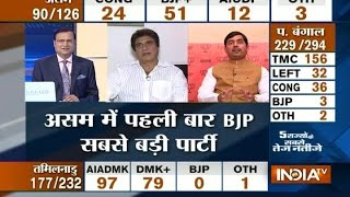 Assembly Elections Results 2016: Raj Babbar, Shahnawaz Hussain on Opening Trends