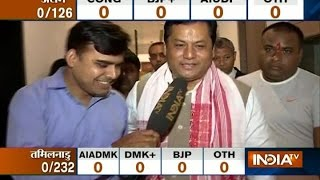 Assembly Elections Results 2016: BJP Leader Sarbananda Sonowal Hopeful of Victory