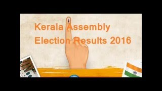 Kerala Election Results 2016 - Live Results and Updates