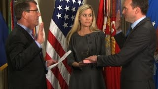 First Openly Gay US Army Secretary Sworn In