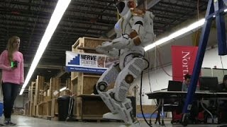 Valkyrie Robots Paving Way for NASA Mars Mission