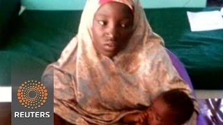 First look at freed Nigerian schoolgirl