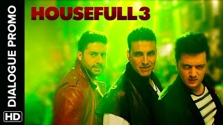 The Housefull Gang Is Mass Housefull 3 Dialogue Promo