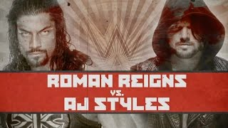 WWE Extreme Rules: Watch Reigns vs. Styles this Sunday, live on WWE Network