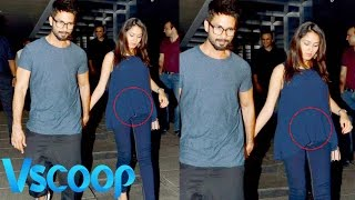 Shahid Kapoor & Mira Rajput To Welcome Baby In September