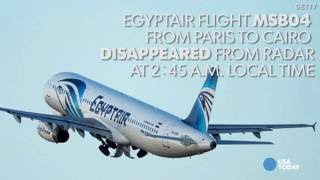 EgyptAir official: Debris not from missing plane
