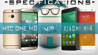 Xiaomi MI4 V/s HTC One M8 BEST According To Specs!