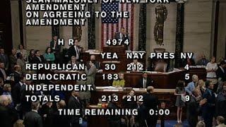 Democrats Chant 'Shame' on House Floor