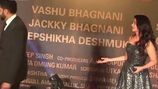 Aishwarya Rai Bachchan EMBARRASSED by husband Abhishek Bachchan - FULL VIDEO
