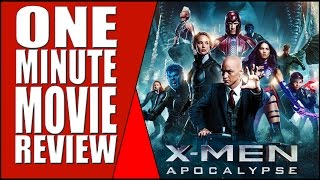 The Worst of The Trilogy? - X-Men Apocalypse - Review