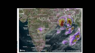 Cyclone Roanu live Cyclone headed for Indian coast is packing winds of 68mph