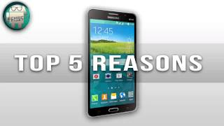 Top 5 Reasons to Buy Samsung Galaxy Mega 2 - By.TECHTREAT
